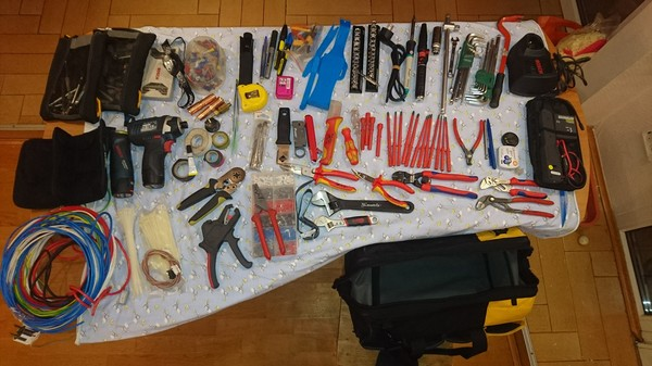 Инструментальная рапсодия. Так получилось, Инструменты, Длиннопост, Инженер, Пуско-Наладка, Электромонтаж, Сварочный аппарат