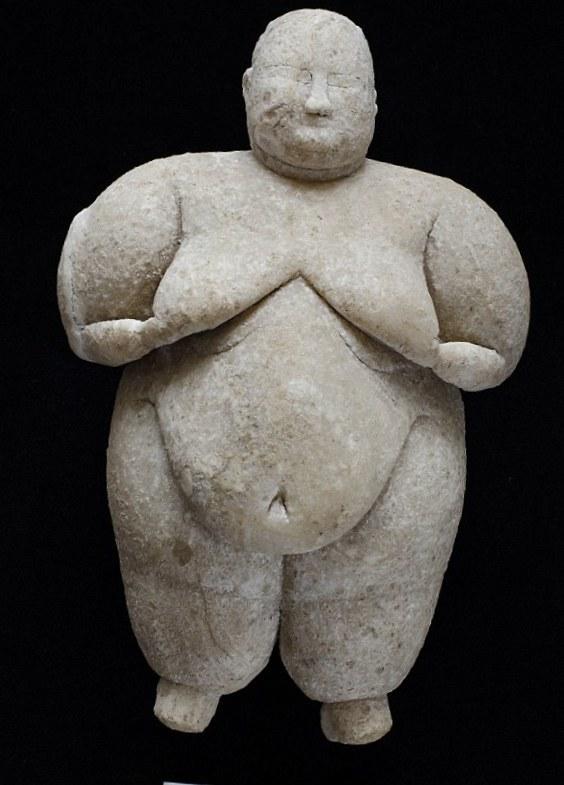 Доисторическая фитнес сага или Мерзкая женщина жир, женщина, похудение, рассказ, мотивация, древние люди, длиннопост