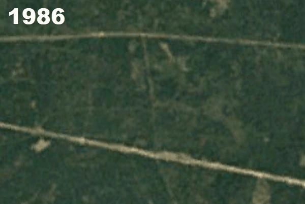Как построить город за 3 года Славутич, ЧАЭС, Google Maps, Гифка