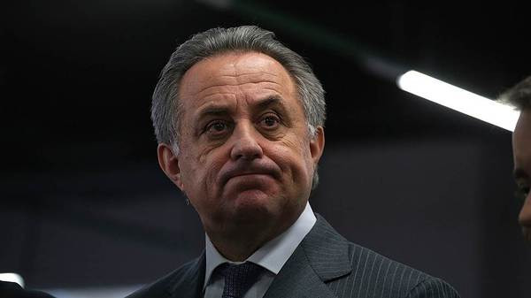 Виталий Мутко призвал NADO не вмешиваться в политику, а собирать мочу мутко, спорт, допинг, NADO, политика