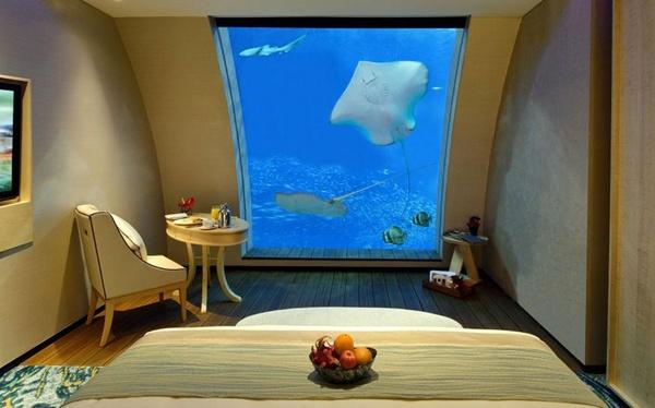 Отель «Сентоса Резорт» в Сингапуре предлагает 11-этажное здание с «океанными номерами». отель, путешествия, сингапур, длиннопост