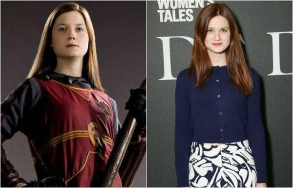 Исполнители второстепенных ролей фильмов о Гарри Поттере тогда и сейчас Гарри Поттер, длиннопост, актеры, тогда и сейчас