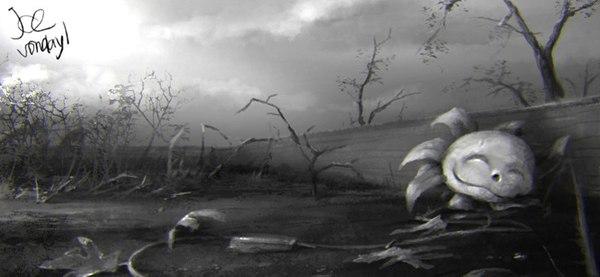 Почти арбузик длиннопост, история, тру стори, арт, жизнь, Природа, моё, Joe Vondayl