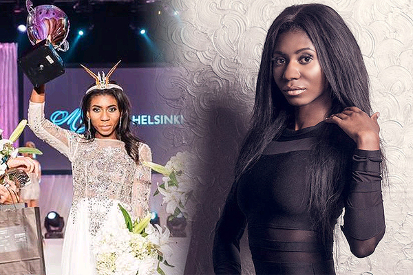 Главный спонсор конкурса красоты Мисс Хельсинки-2017 красота, Хельсинки, водка, конкурс