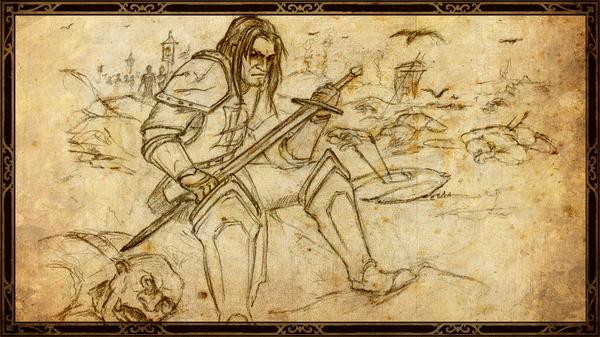 Немного иллюстраций к книге Криса Метцена о Тирионе ч.2 иллюстрации, Тирион Фордринг, арт, рисунок, длиннопост