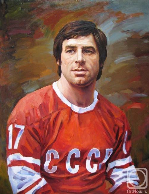 К истории советского хоккея. 14 января – 70 лет со дня рождения Валерия Харламова