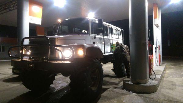 Вездеход ЗВМ-39081А СИВЕР поехал в Якутию. вездеход, машина, техника, бездорожье, якутия, север, сивер, узола, длиннопост