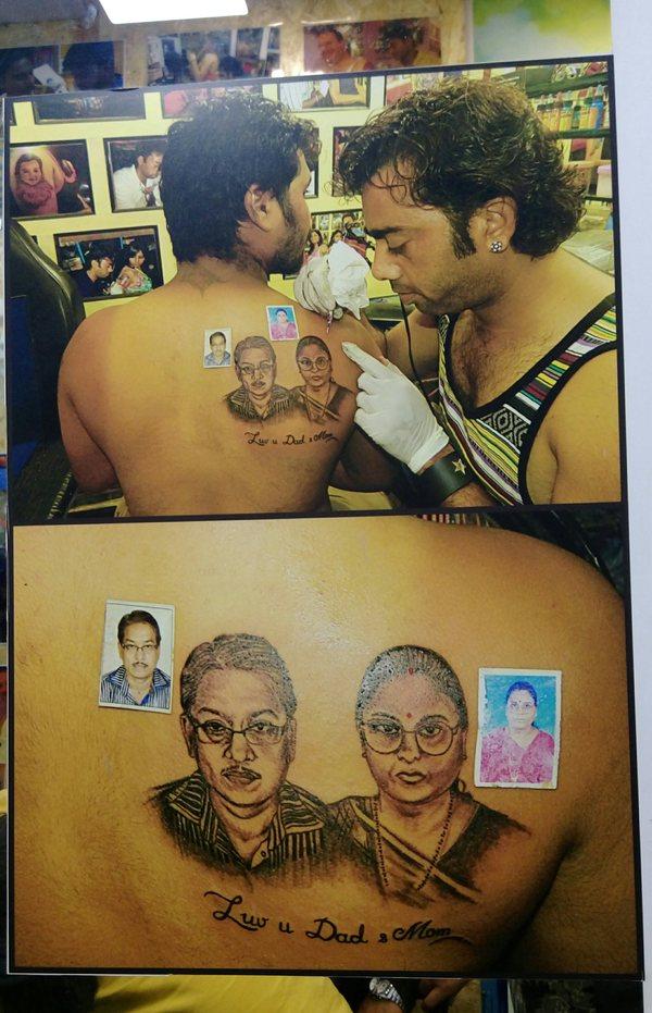 Татуха Тату, Индия, Родители, Искусство