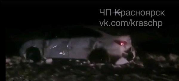В массовом ДТП из-за пьяного водителя погибла 9-летняя девочка Красноярск, ДТП, ФЭСТ, Длиннопост