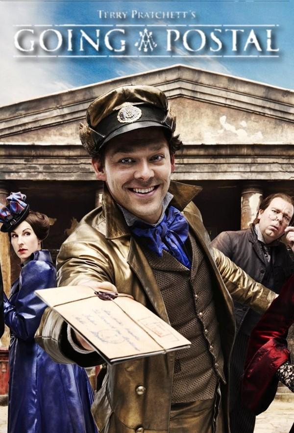 Going Postal Почта, Фильмы, Терри Пратчетт, Опочтарение, Going Postal