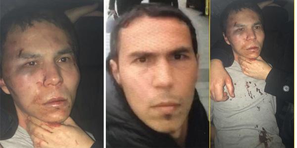 Поймали террориста убившего 39 человек в Стамбуле Терроризм, Поймали, Reina, Видео