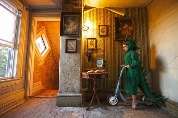 Сказочные и страшные картинки фотохудожника Карен Ержик. фоторгаф, фотография, художник, арт, творчество, чувства, эмоции, длиннопост