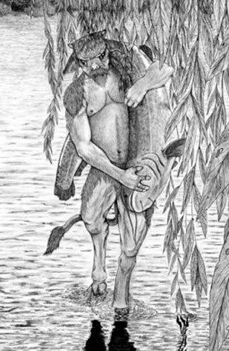 Бестиарий. Часть I. Мифология Руси... мифология, русь, оборотни, длиннопост