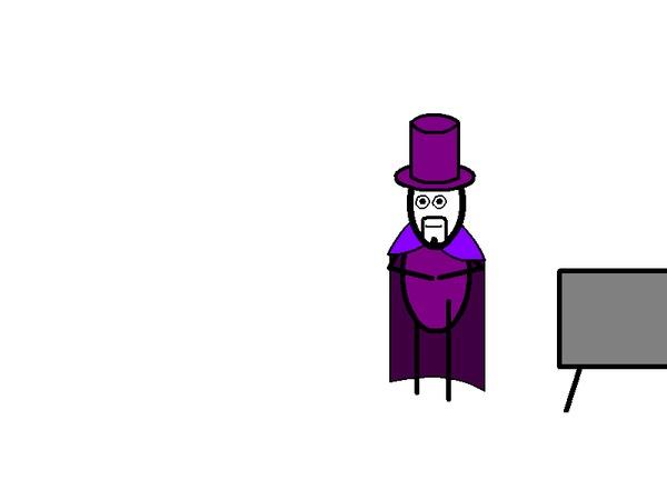 Фокусное (Анимированный комикс №21) Анимация, Гифка, Комиксы, CynicMansion