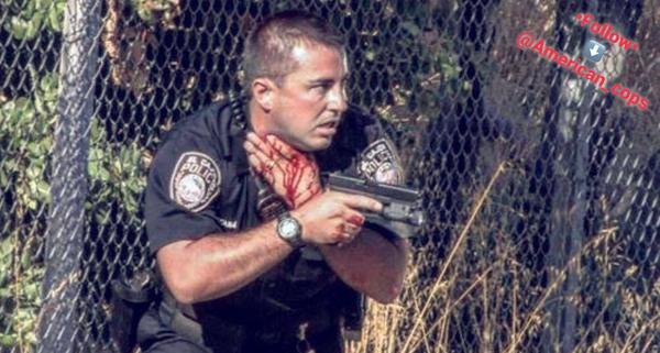 Пример титановых яиц полиция США, стальные яйца, героизм, фейк