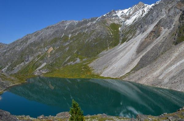 Сибирь - горная страна Сибирь, Горы, Алтай, Саяны, Поход, Озеро, Длиннопост