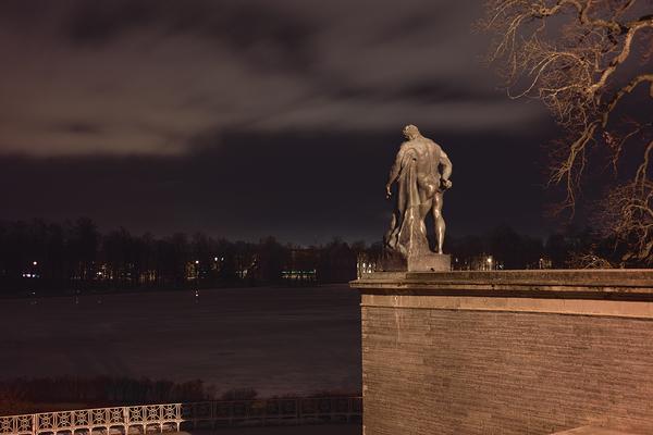 Геракл в г.Пушкин