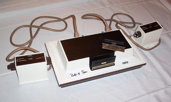 Прадед компьютерных игр или как появилась первая игровая консоль Magnavox odyssey, Hi-Tech, Приставки, Консоли, Игры, XBOX