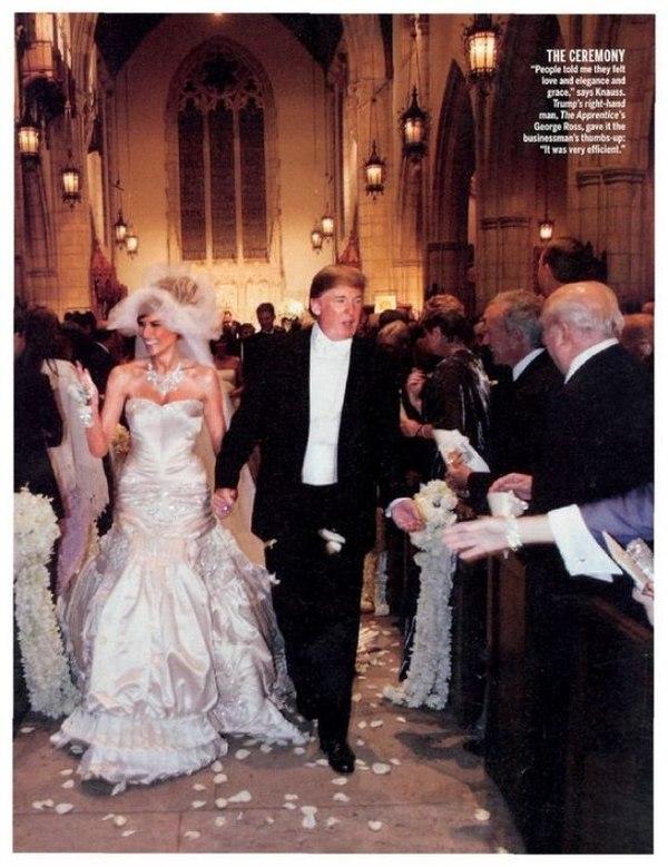 Дональд и Мелания Трамп Трамп, Политика, Мелания Трамп, Дональд трамп, 90-е, 2000-е, Фото, Длиннопост
