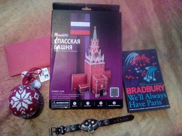 Анонимные Деды Морозы=) Обмен подарками, Razgulgormonov, Тайный Санта, Длиннопост