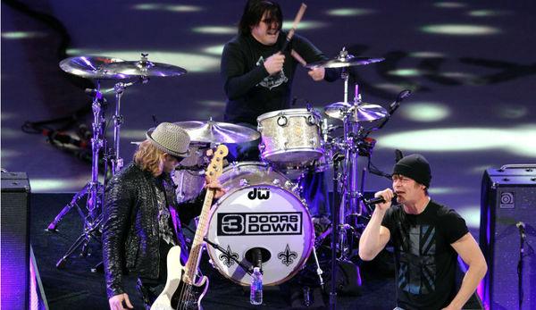 Вокруг группы Three Doors Down разгорелся мощный скандал! Three Doors Down, Рок, Политика