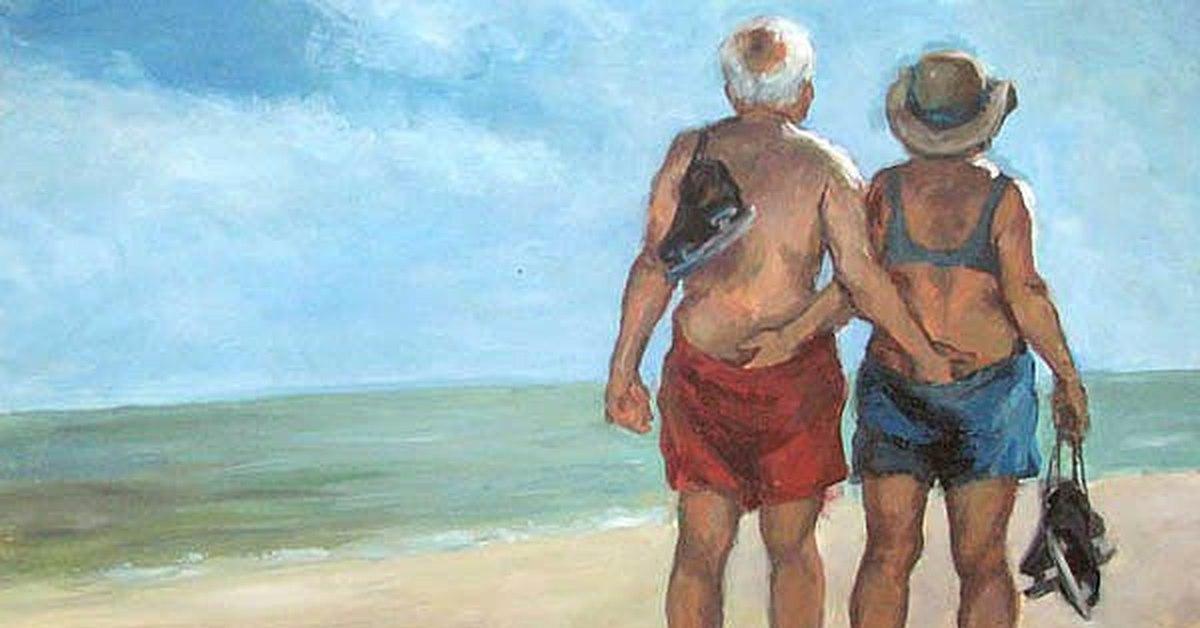 Дню учителя, бабка с дедом картинки прикольные