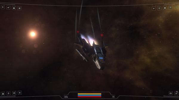Xplore: The Void - космосим в духе Freelancer Фрилансер, Unity, Игры, Xplore, Видео, Длиннопост