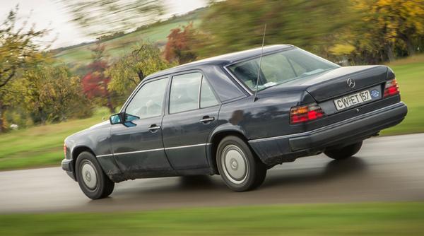 Немец похвастался «Мерседесом», проехавшим 1 000 000 километров W124, Mercedes, Мерседес, Качество, Вечный двигатель, Длиннопост, Авто