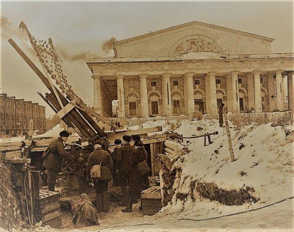 Блокадный Ленинград спасали слепые слухачи Великая Отечественная война, блокада Ленинграда, слух, длиннопост