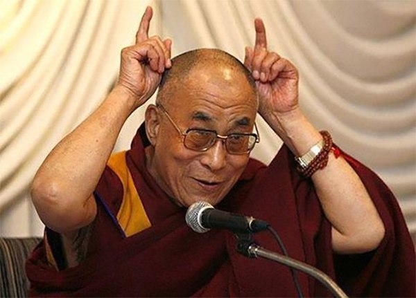Чего хочет Будда? Далай-Лама, Буддизм, Религия, Печенье