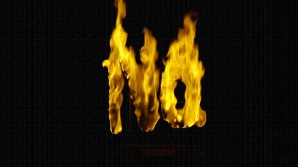 Натрий в гифках Химия, Лига химиков, Гифка, Металл, Натрий, Взрыв, Реакция, Длиннопост