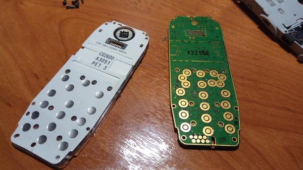 Починяю примусы. Неломаемое - сломалось. Своими руками, Ремонт техники, Nokia 3310, Nokia, Длиннопост