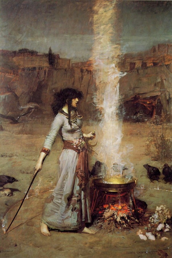 an analysis of the elements of witchcraft in the pagan tradition of europe