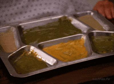 Когда еда настолько ужасна