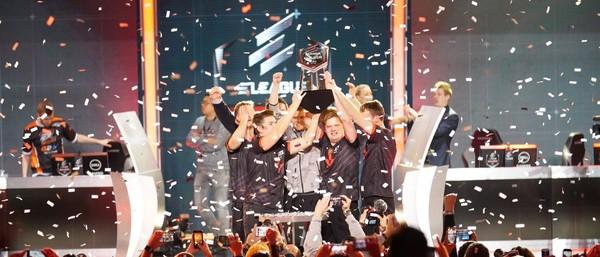 Astralis выиграла The ELEAGUE Major 2017 Cs:GO, Esport, Counter-Strike, Киберспорт
