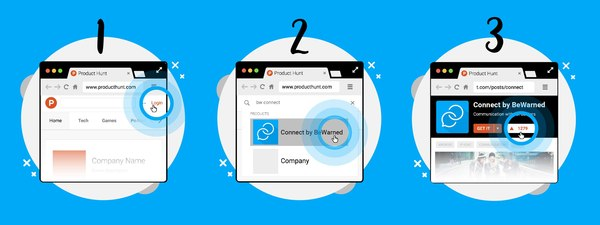 Connect by BeWarned - приложение, которое помогает общаться неслышащим со слышащими. Connect, BeWarned, Стартап, Приложение, Слабослышащие, Видео