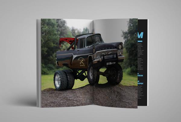 ГАЗ-15 «Чайка» пикап Газ, Тюнинг, Пикап, Техничка, Эвакуатор, Помощь на дорогах, Mstrtrggr, СССР