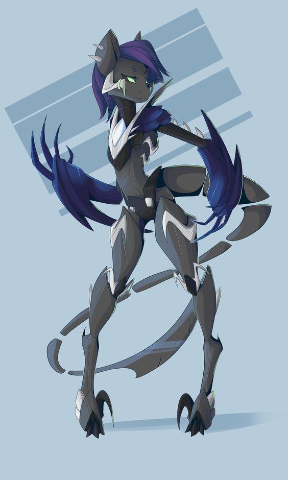 Пониборги...Киборгопони...Понидроид? my little pony, android, Original Character, длиннопост, mane 6, Cutie mark crusaders, антро, Octavia Melody