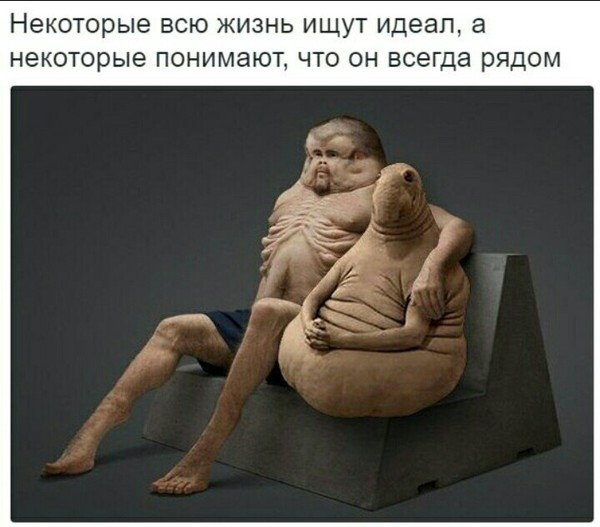 """Скульптура """"ожидание"""" набирает популярность в сетях и в рекламе. Ожидание, Instagram, ВКонтакте, Реклама, Длиннопост"""