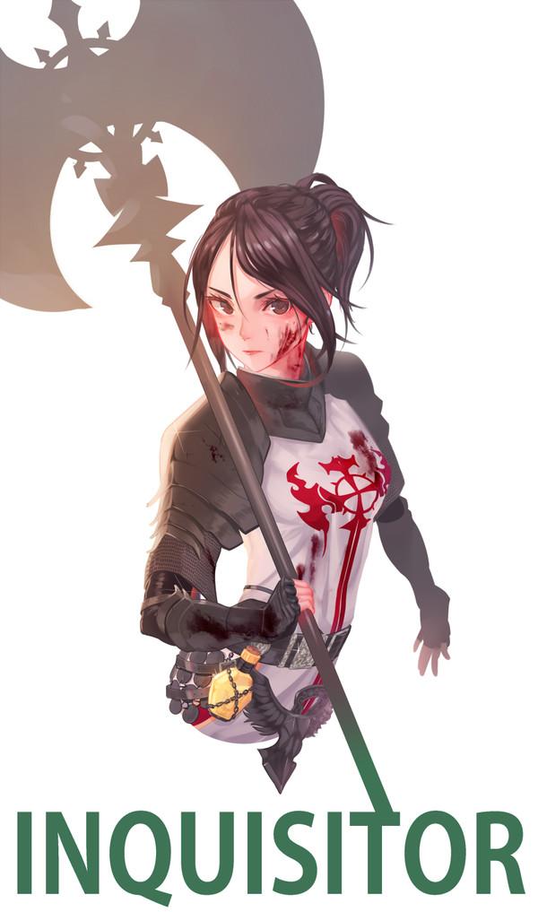 Dungeon Fighter Anime Art, Аниме, Не аниме, Dungeon and fighter, Длиннопост