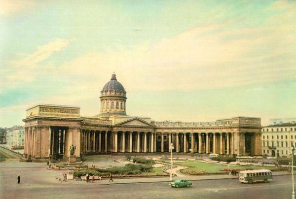 Ленинград [Санкт-Петербург] в 60-е годы Санкт-Петербург, Ленинград, ретро, 60-е, длиннопост