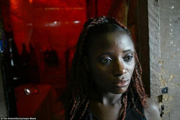 Секс в негерии
