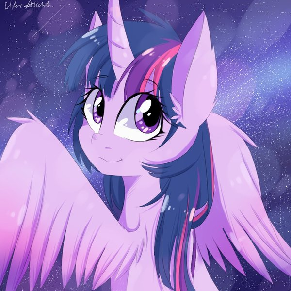 Twilight My little pony, Twilight Sparkle, Рисунок