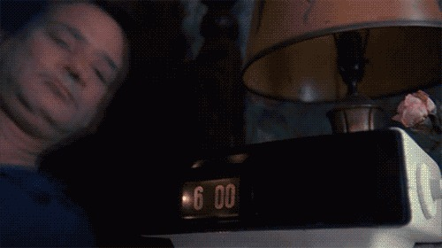 """В день сурка TV1000 покажет фильм """"День сурка"""" 12 раз!! День сурка, Праздники, Телевидение, Tv1000, Гифка"""