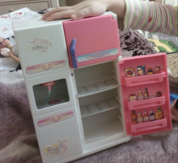 Сюрприз в игрушечном холодильнике. Сюрприз, Детский мир, Алкоголь, Игрушки, Текила, Длиннопост