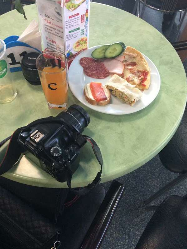 Зарплата начинающего фотографа