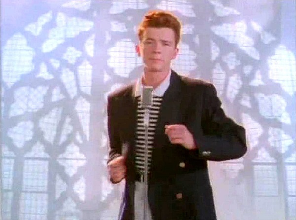 Rick Astley Never Gonna Give You Up Video Youtube - 480×360