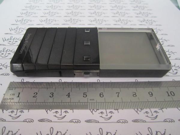 Sony Ericsson XPERIA X5 Pureness Sony xperia, Sony ericsson, Sony, Телефон, Экран, Гаджеты, 2009, Длиннопост, Видео