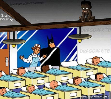 Дети супергероев