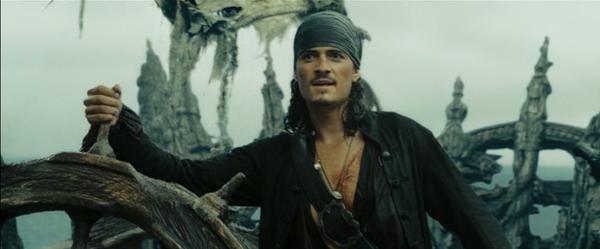 Это не киноляп это киноляпище. пираты карибского моря, тернер, Калипсо, Дейви Джонс